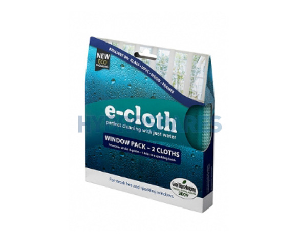 E-Cloth Window Pack - 2 Cloths