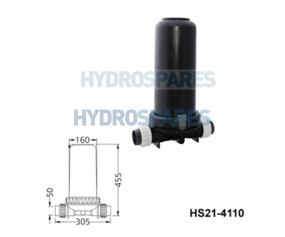Waterways Cartridge Filter Assembly