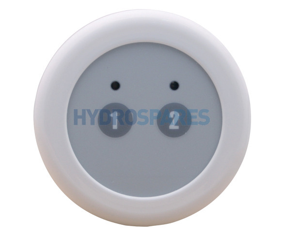 HydroAir Touch Pad 2 Function - 64mm