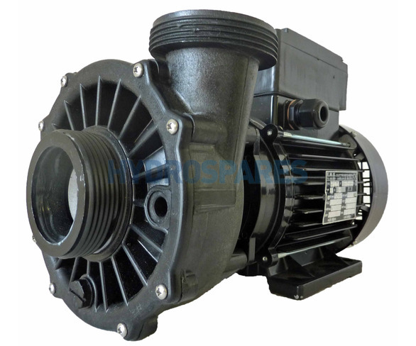 Waterway Hi-Flo 48F Spa Pump - 2.0HP - 2 Speed - 2 x 2