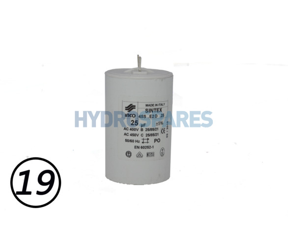 Capacitor Magnaflow HA440 - Discontinued - Alt: 3965