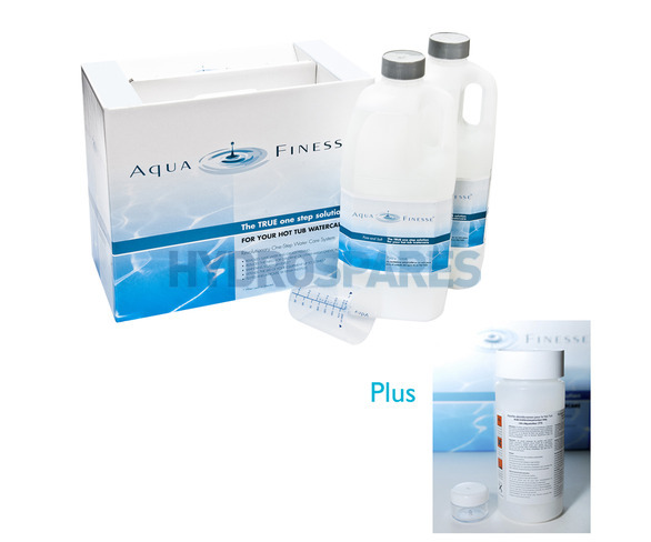 AquaFinesse - Hot Tub Water Care Kit + Extra Sanitising Tablets