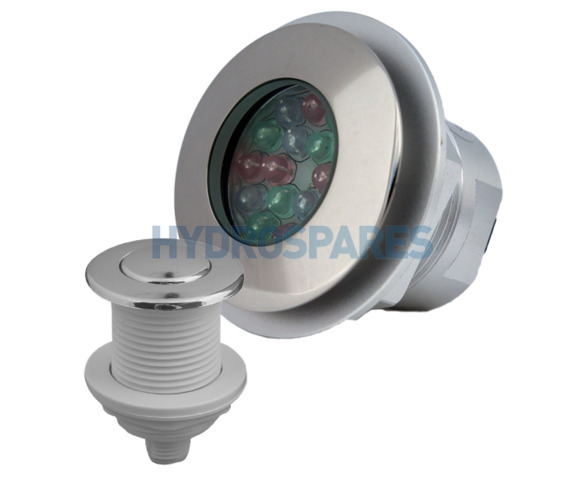 HydroAir Slimlite LED Bath Light