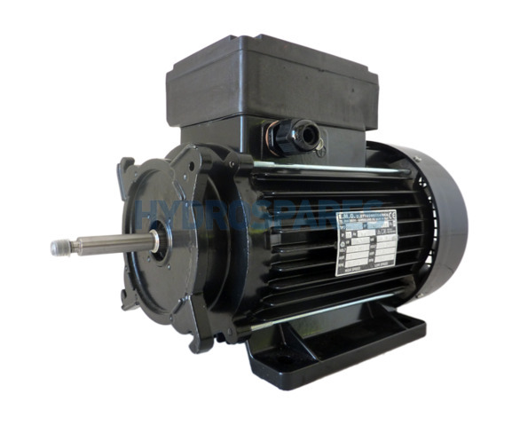 EMG Motor 56F (6.3) - Two Speed - 2.5HP