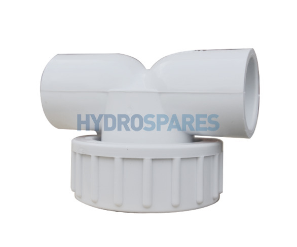 "HydroAir Pump Union 1.50"" - Buttress Thread"