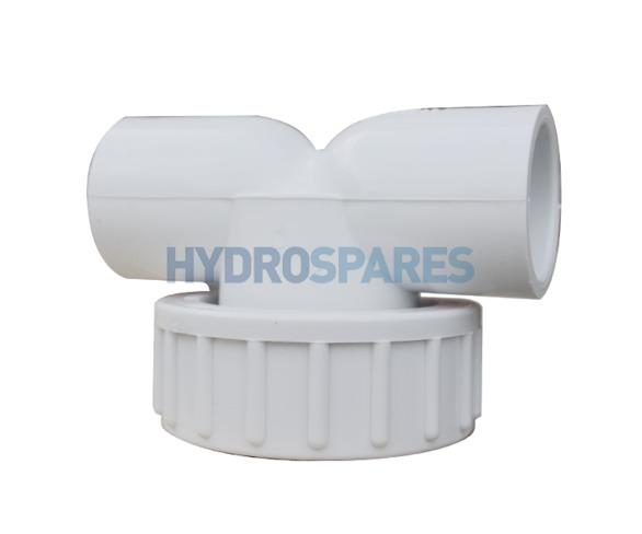 "HydroAir Pump Union 1.50"" - Buttress Thread"