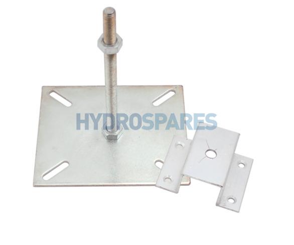 HydroAir HA 350 Pump Mounting Plate