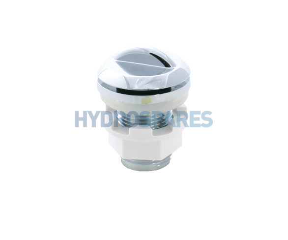 HydroAir Air Intake Control - Chrome Standard - (Can be special ordered in but min order is 25)