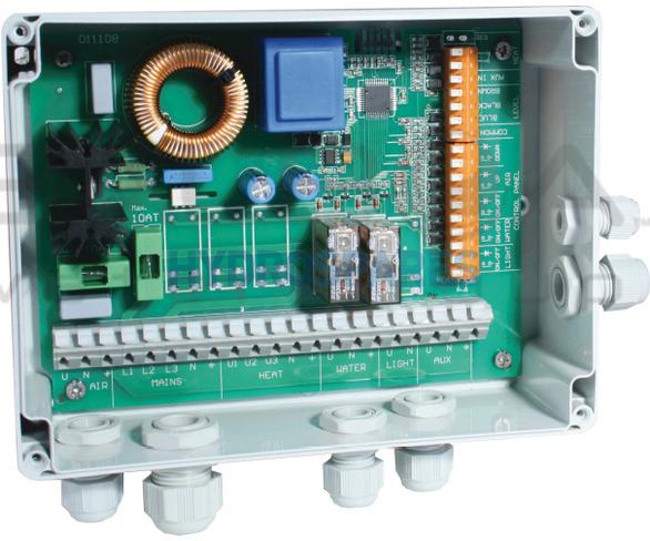 HydroAir - Variable Classic Line Control Box - 20-0313