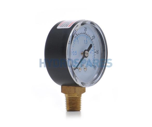 Pressure Gauge 0-35 psi