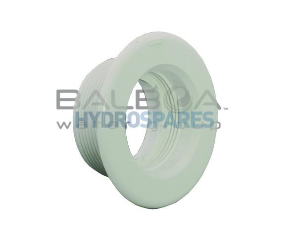 HydroAir Slimline Suction Wall Fitting - Short