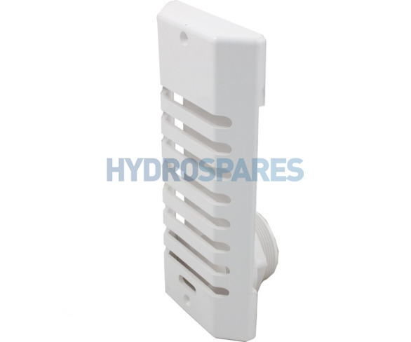 Waterway Strip Skimmer - White