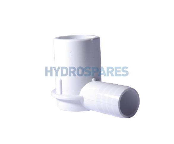 Waterway 90° Spigot Reducer - 1-00 Inch