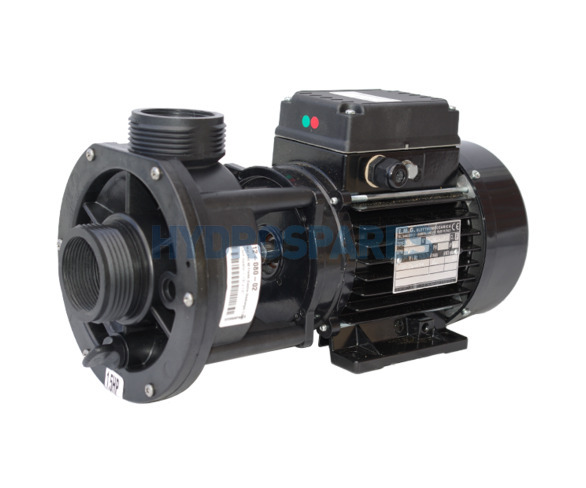 Waterway E Series 48F Spa Pump - 1.5HP - 2 Speed - 1.5 x 1.5