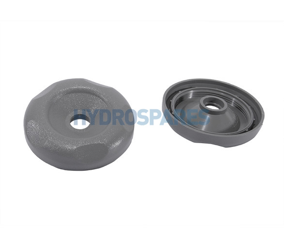 "Waterway 2.0"" Divert Valve Cap - Texture Type"