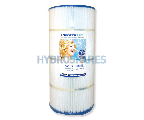Pleatco Hot Tub Filter Cartridge - PSD125U