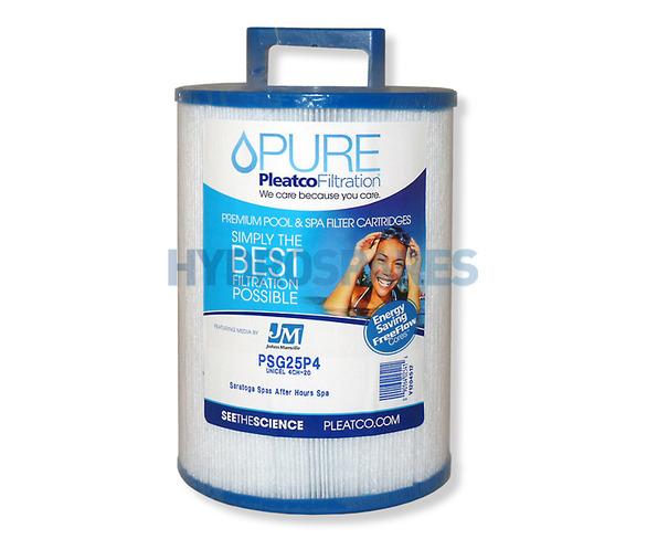 Pleatco Hot Tub Filter Cartridge - PSG25P4