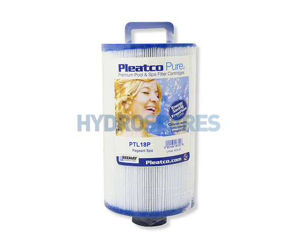 Pleatco Hot Tub Filter Cartridge - PTL18P4