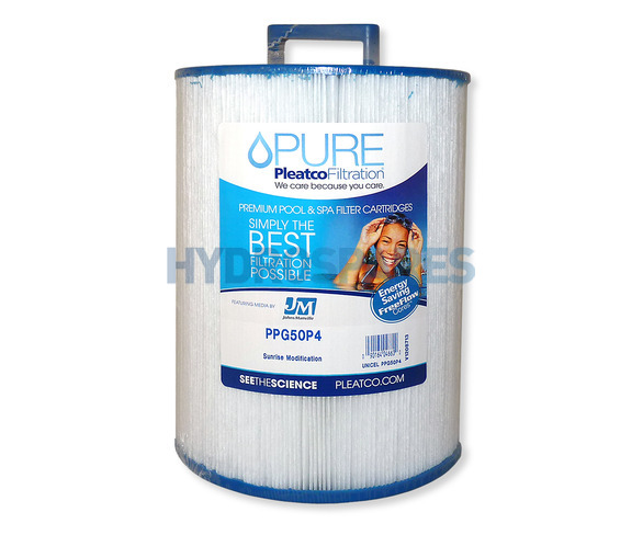 Pleatco Hot Tub Filter Cartridge - PPG50P4