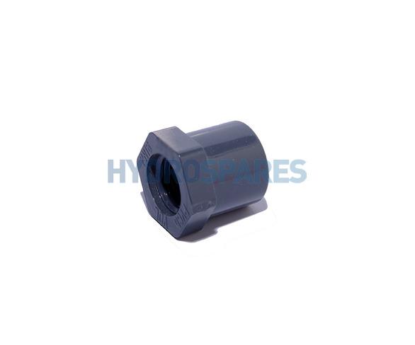 PVC Reducing Bush - Glued x Threaded Socket