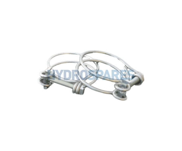 "Pipe Clamp 1"" or 32mm Hose"