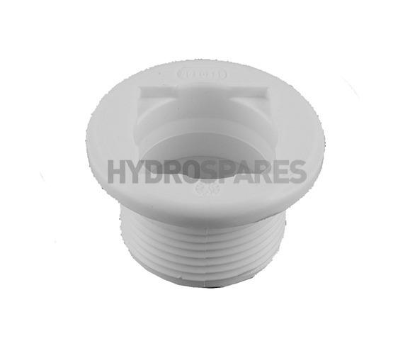 HydroAir Whirlpool Jet Wall Fitting - Trimline