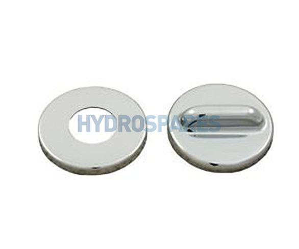 HydroAir Air Intake Control - Standard Escuteheon