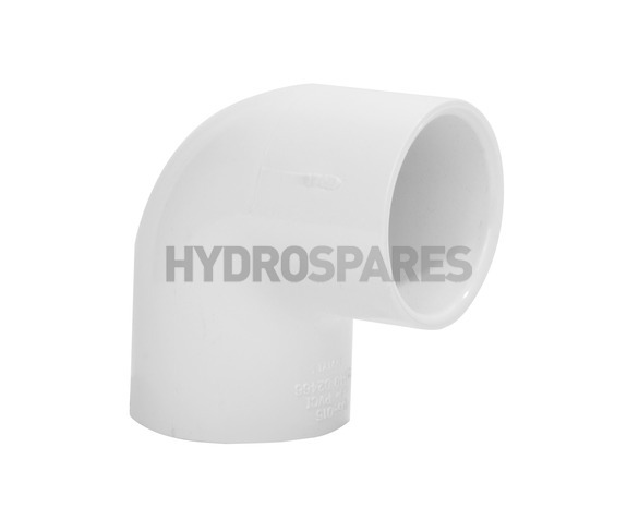1-1/2 Inch PVC Elbow 90° - Equal