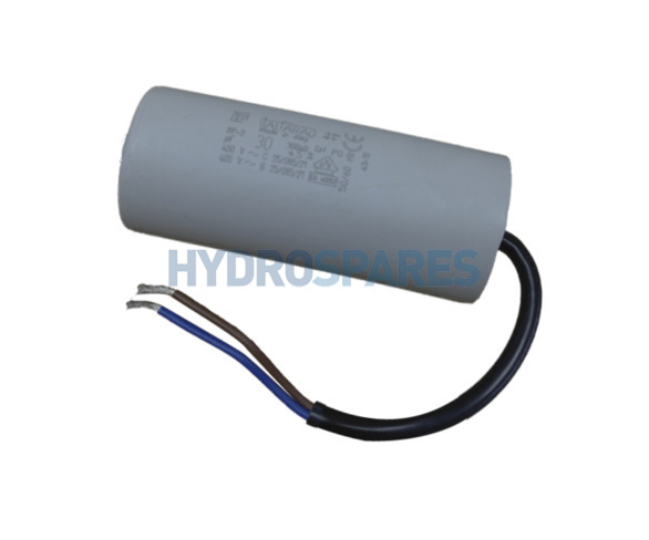 Italfarad - Motor Run Pump Capacitor - Flying Lead