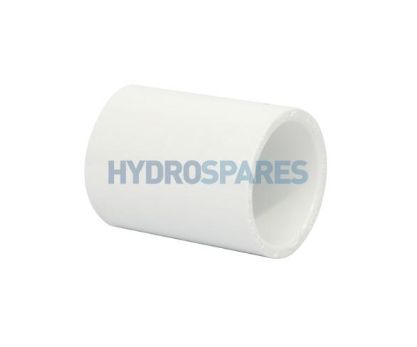 1.00 Inch PVC Socket Coupler - Equal