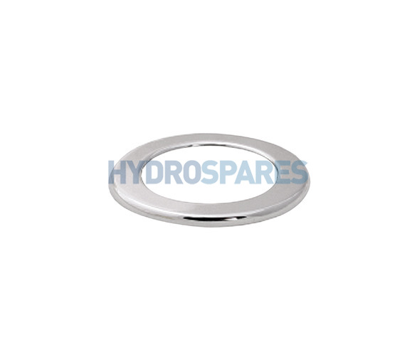 HydroAir Chrome Escutcheon - 66mm