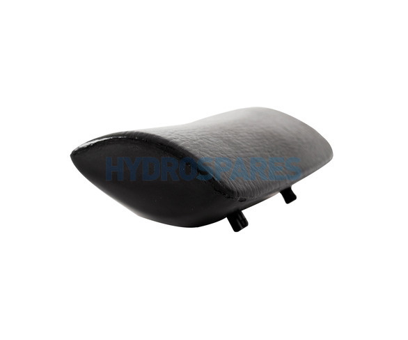 SpaForm - Black Corner Neck Pillow/Headrest