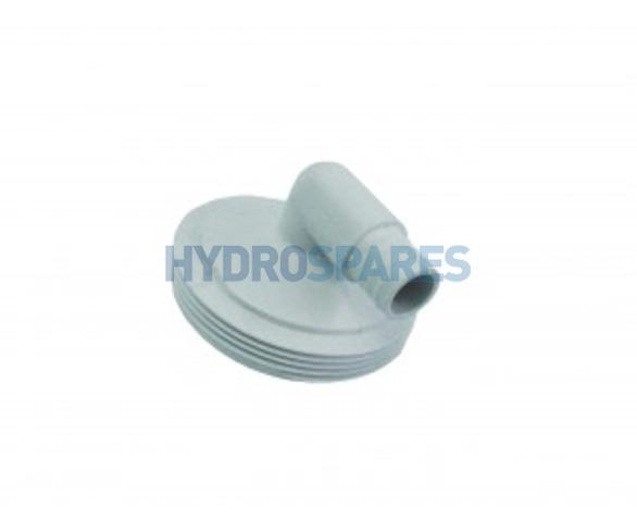 "HydroQuip Heater Tailpiece 3.00"""