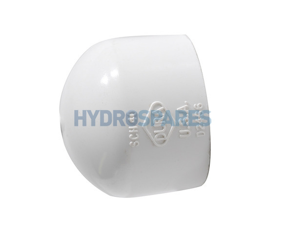 1-1/2 Inch PVC End Cap (Soc)