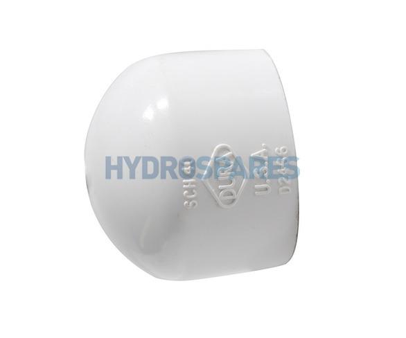 1.00 Inch PVC Cap