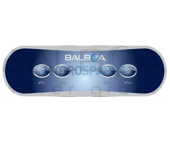 Balboa Auxiliary Topside Control Panel AX40