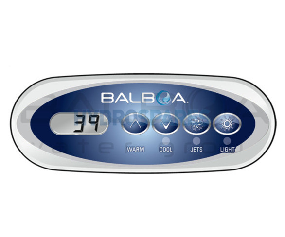 Balboa Topside Control Panel ML200 - 53238