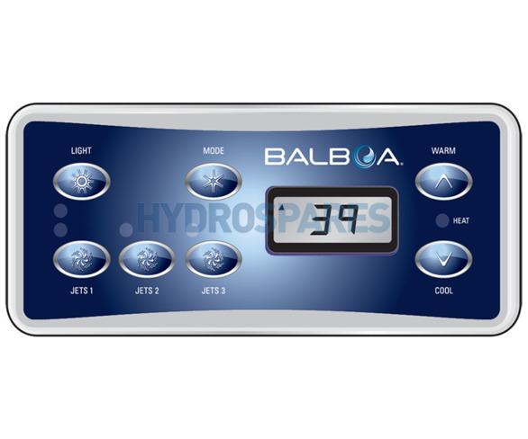 Balboa Topside Control Panel ML551 - 55304