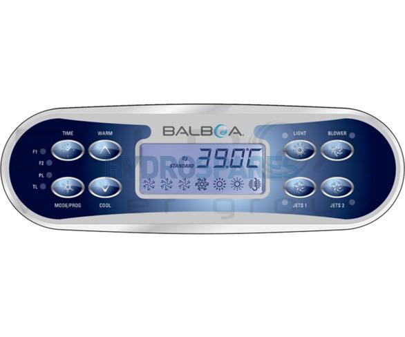 Balboa Topside Control Panel ML700 - 52649