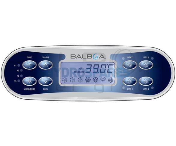 Balboa Topside Control Panel ML700 - 55693