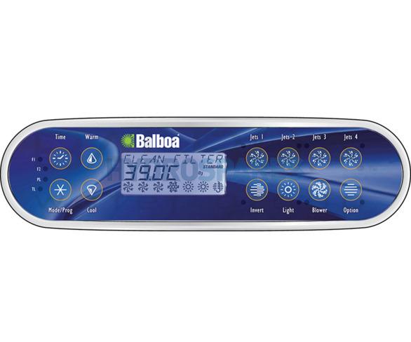 Balboa Topside Control Panel ML900 - 55580
