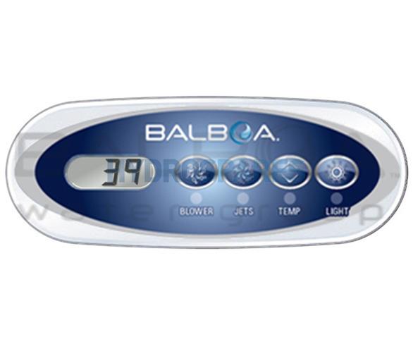 Balboa Topside Control Panel VL200 - 52144