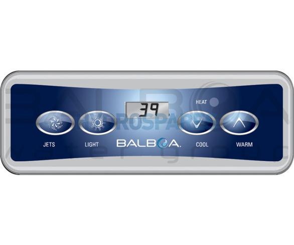 Balboa Topside Control Panel VL401 - 54665
