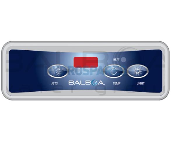 Balboa Topside Control Panel VL403 - 54105