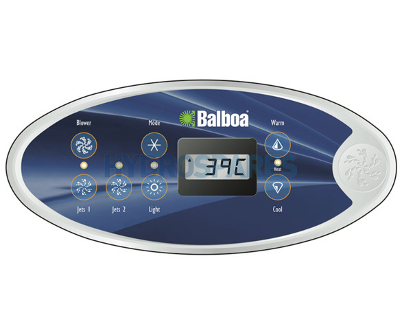 Balboa Topside Control Panel VL702S - 54652