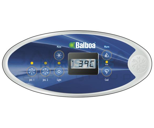 Balboa Topside Control Panel VL702S - O/L 12437