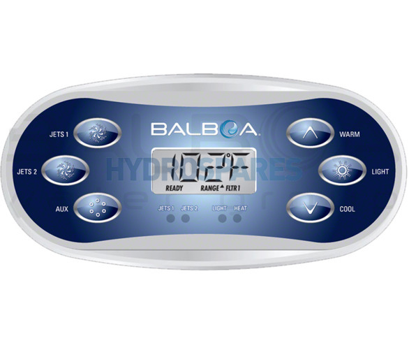 Balboa Topside Control Panel TP600 - 50336