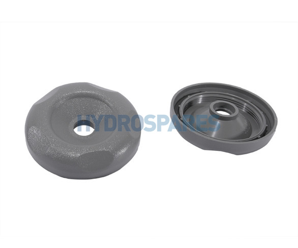 "Waterway 1.0"" Divert Valve Cap - Texture Type"