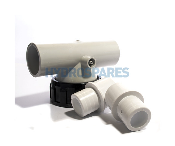 Rocoi LPDE Pump - Discharge Tee