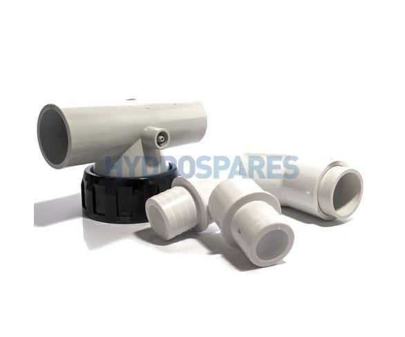 Rocoi LPDE Pumps - Discharge Tee